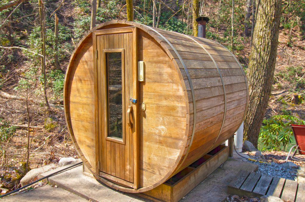 34 Sauna